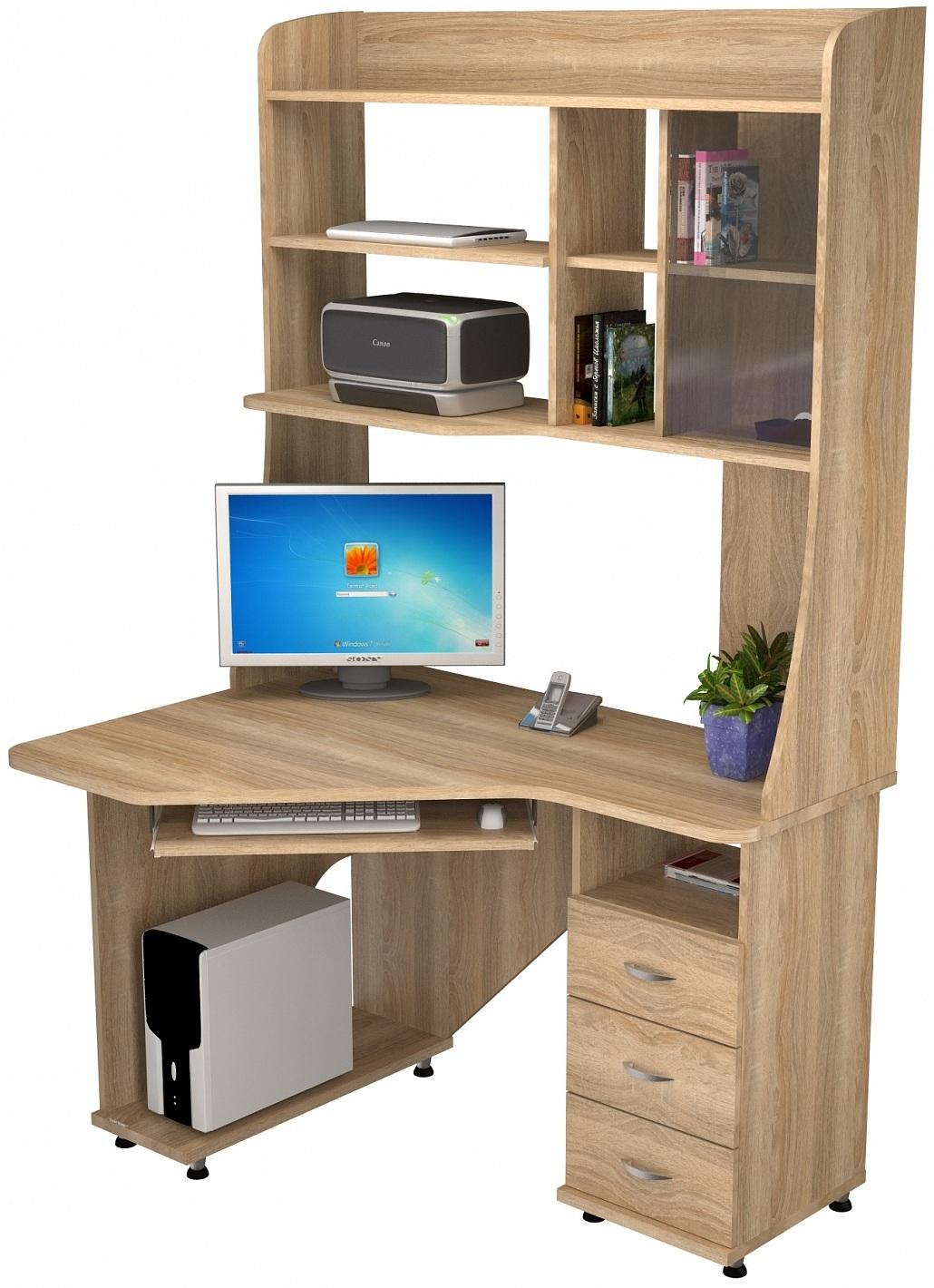 компьютерные столы под заказ в луганске и лнр