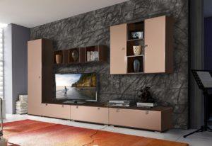 Мебель в гостиной готовая