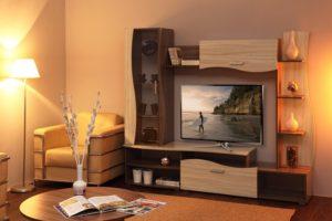 Резная мебель для гостиной ЛНР