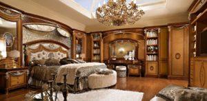 Романтическая спальня под заказ