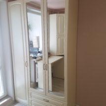 Шкаф для спальни белый