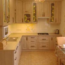 Мебель для кухни светлая
