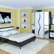 Спальня в ЛНР