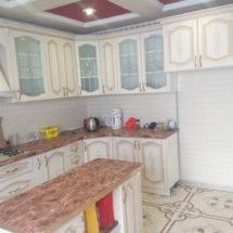 Новая белая кухня