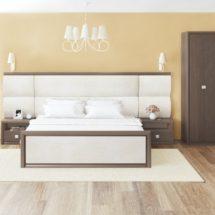 Кровать в ЛНР