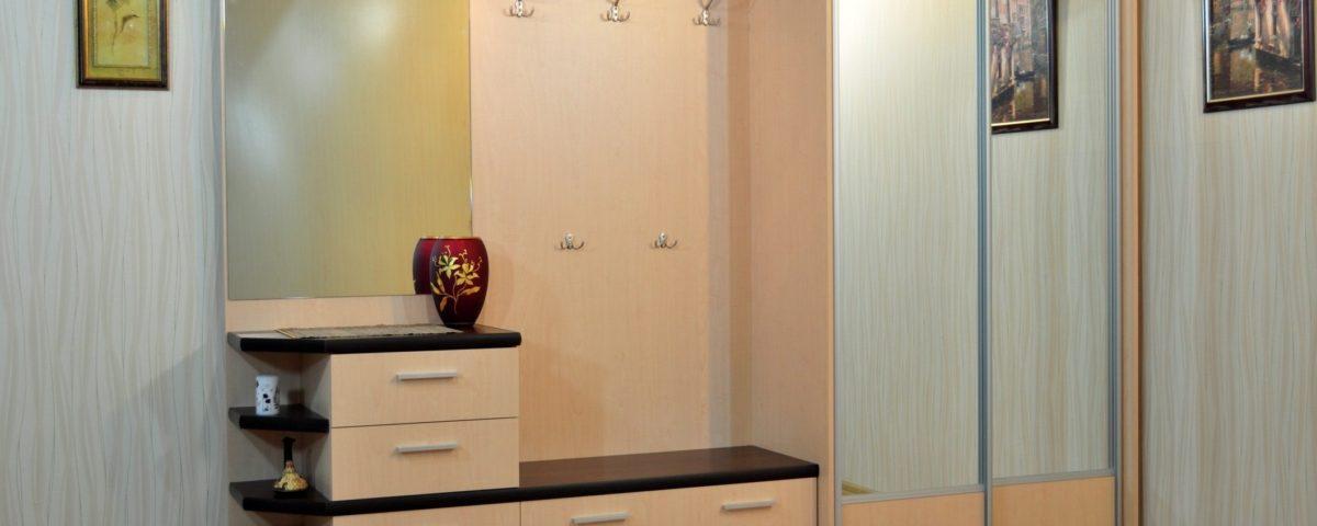 Мебель для прихожей ЛНР светлая