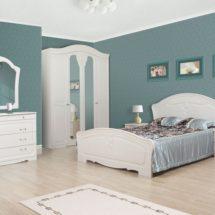 Спальня красивая в ЛНР